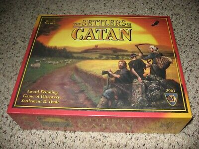 The Settlers Of Catan - Mayfair Games - 2012 - [game still sealed]