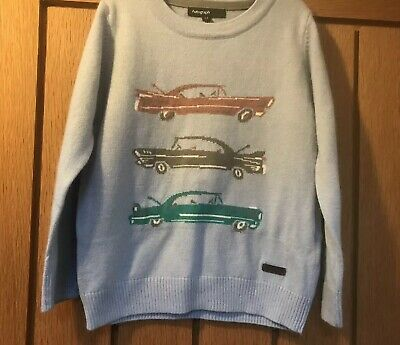 boys clothes 3-4 years (Marks & Spencer Jumper)