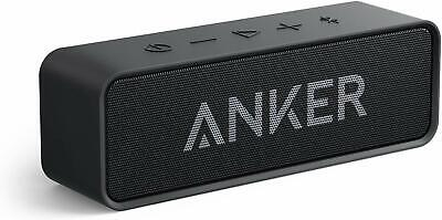 Anker Soundcore Bluetooth Speaker with Loud Stereo Sound, 24-Hour Playtime A3102