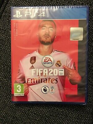 PS4 FIFA 20 - Brand New in Packaging!! Bargain!!