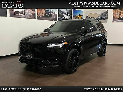 "2019 Volvo XC90 R-Design 2019 Volvo XC90 R-Design Advanced Package 22"" Wheels 8k Miles Custom Upgrades"