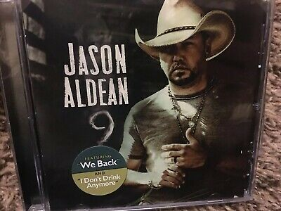 JASON ALDEAN - 9 Album CD - BRAND NEW SEALED  FREE SHIPPING!