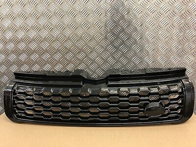 Range Rover Evoque Front Grille HSE Dynamic Style Gloss Black 2011-2018