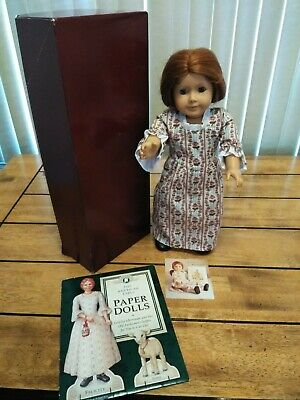 American Girl Doll Felicity -Pleasant Company (Retired)