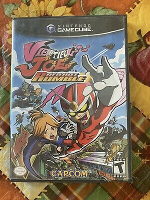 Viewtiful Joe: Red Hot Rumble (Nintendo GameCube, 2005) Johnny Rocket Fries