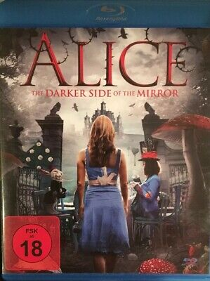 Bluray Alice - The Darker Side Of The Mirror Top Horror