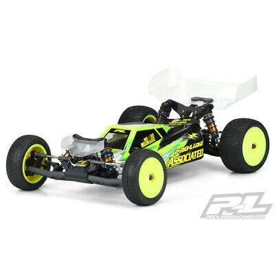 PROLINE 1//8 Trifecta Lexan Clear Buggy Truggy Wing  Pro-Line 6252-00 PRO625200