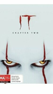 IT Chapter Two 2 : NEW DVD