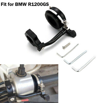 "Motorcycle Throttle Lock Cruise Control 7/8"" 1"" bar for BMW R1200GS S1000RR XE"