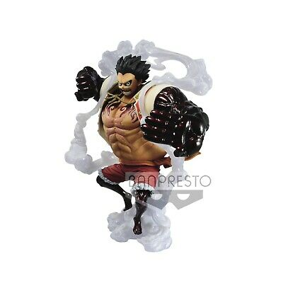 One Piece Luffy Gear Fourth Special Ver. A King Of Banpresto New. Pre-Order