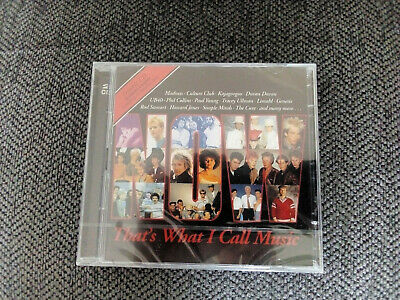Now That's What I Call Music 1 (Re-Issue) - Various   (2Cd 2018) New Sealed