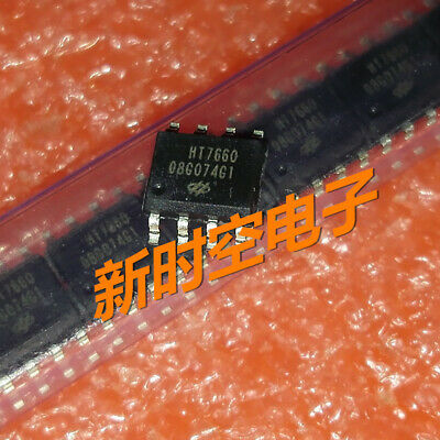 HIT HT7660 SMD-8 CMOS Switched-Capacitor Voltage Converter