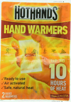 New Hot Hands Hand Warmers 10 20 30 40 50 Pair Hot Hands 10 Hours Hothands Lot