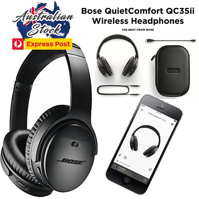 Bose QC35 II Quiet Comfort Noise Cancelling Wireless Headphones QC35ii - EXPRESS