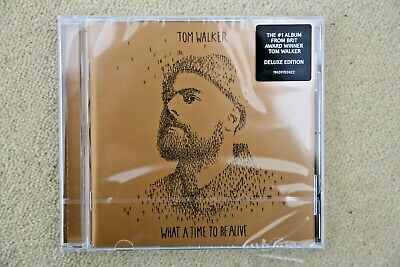 Tom Walker What A Time To Be Alive Deluxe Edition New Genuine Uk Retail Cd