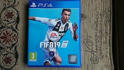 FIFA 19 PS4 (Playstation) - SUPER FAST SAME DAY DISPATCH!