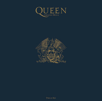 QUEEN Greatest Hits Vol II 2 x 180gm Vinyl LP REMASTERED NEW & SEALED