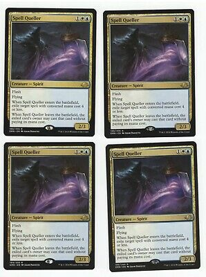 MTG Magic the Gathering Spell Queller Eldritch Moon x4