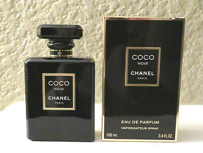 CHANEL Coco Noir Eau De Parfum 3.4 oz / 100 ml EDP Spray For Women