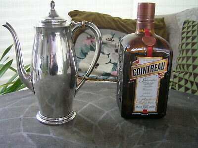 Sterling silver coffee pot By Reed & Barton Paul Revere reproduction 437 g