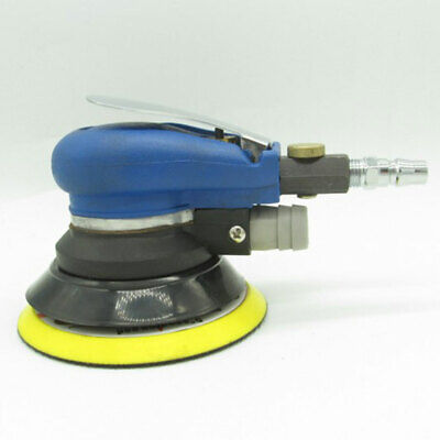 "Air Random Orbital Palm Sander 5""125mm Dual Action Vacuum Pneumatic Tool"