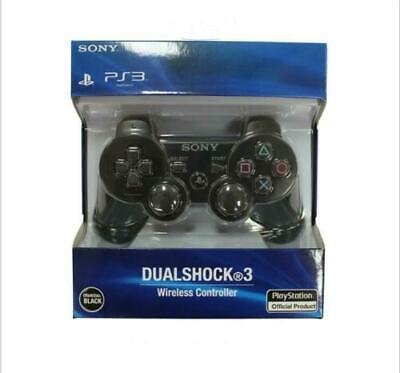 Sony PlayStation 3 PS3 DualShock 3 Wireless SixAxis  WHITE Controller