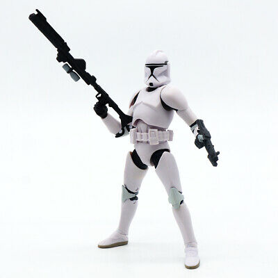 """Star Wars The Black Series Clone Stormtrooper 6"""" Action Figure Model No Box Gift"""