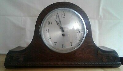 MANTLE  CLOCK 1930's UNUSUAL