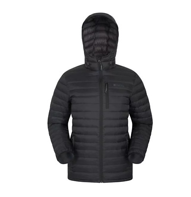 Mountain Warehouse Mens Henry II Down Padded Jacket