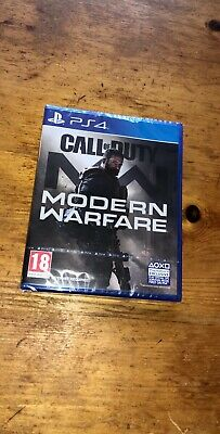 Call of Duty: Modern Warfare [PS4] 2019 BRAND NEW SEALED
