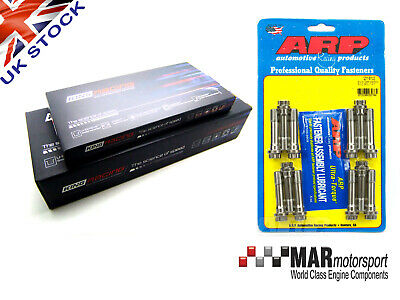 KING RACE Big End / Conrod & Main Bearings BMW E46 M3 3.2 S54B32 + M11 ARP bolts