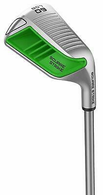 Square Strike Wedge -Pitching & Chipping Wedge Stainless-Steel 55 Degrees Right