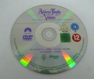 Addams Family Values - Disc Only