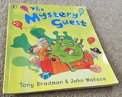 The Mystery Guest by Tony Bradman (Paperback, 2001)