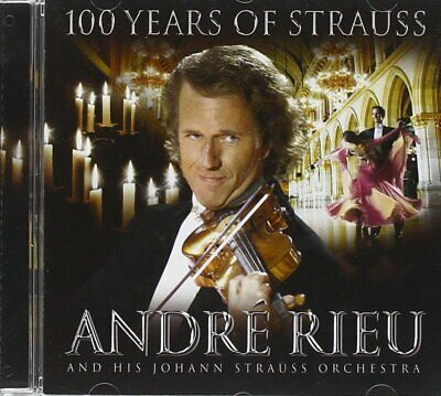 |2054694| Andre' Rieu: 101 Years Of Strauss [CD] New