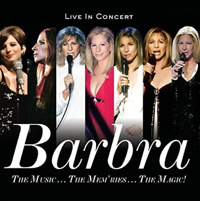 Streisand,Barbra-Music The Mem`ries The Magic (Dig) Cd Nuovo