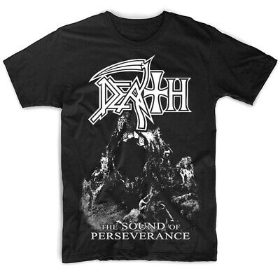 Death The Sound of Perseverance T-shirt NOUVEAU Relapse Records TS4199