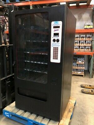 USI Snack Vending Machine For Sale - Good Condition