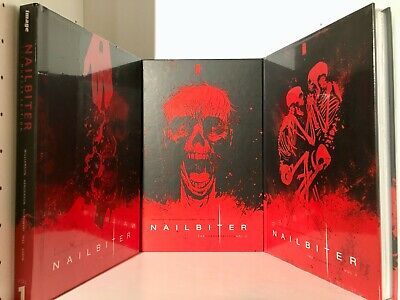 Nailbiter Murder Edition  Book 1 and 2 and 3 Image Complete Hardcover