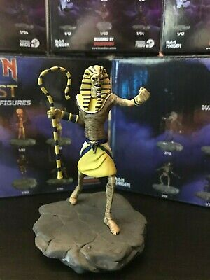 IRON MAIDEN LEGACY OF THE BEAST Pharaoh Eddie Figure