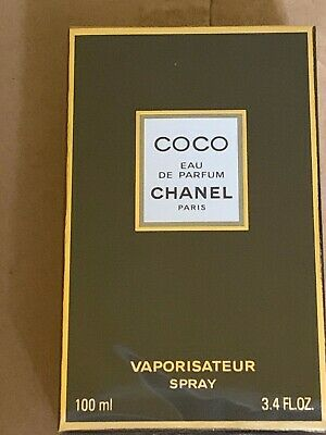 Coco Chanel Eau de Parfum Perfume Spray  Women 3.4 Oz FREE SHIPPING*****