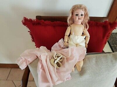Antique Halbig doll circa 1915