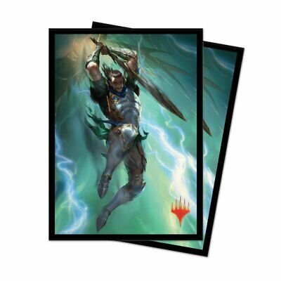 Ultra PRO MTG War Spark Gideon Deck Protector Sleeves Standard 100ct 66x91mm
