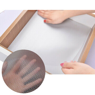 Non Slip Rationell Variera Kitchen Cupboard Drawer Liner – Rubber Mat I9Z