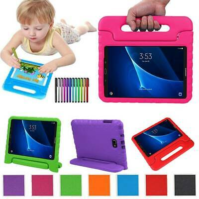 """Kids Shockproof Case for Samsung Galaxy Tab E 7"""" 8"""" 9.6"""" T560NU T377 EVA Cover"""