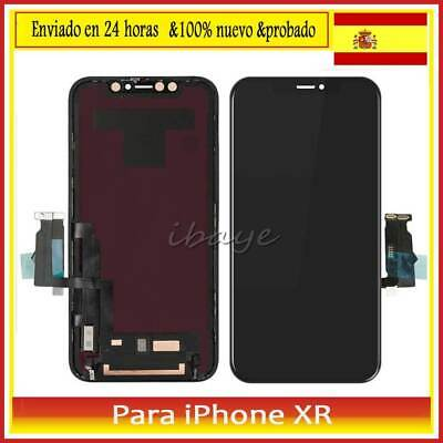 Pantalla Completa LCD Para iPhone XR Frontal Negro Tactil Display Digitalizador