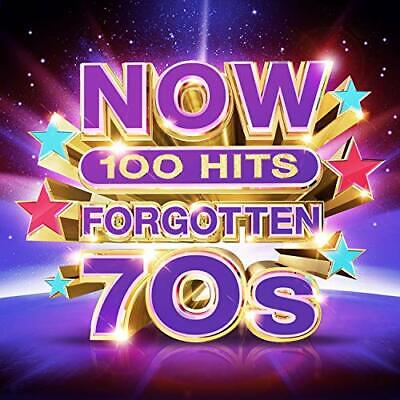 Various Artists-NOW 100 Hits Forgotten 70s CD NUEVO