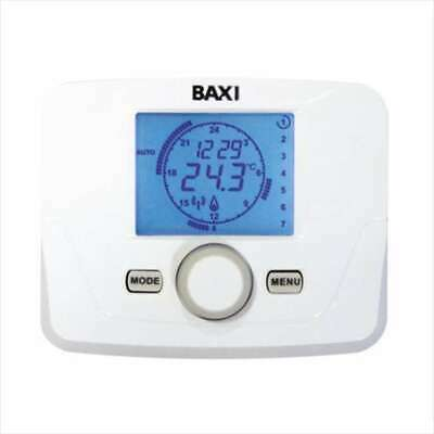 Programmable Thermostat Modulating Wireless Baxi 7105432