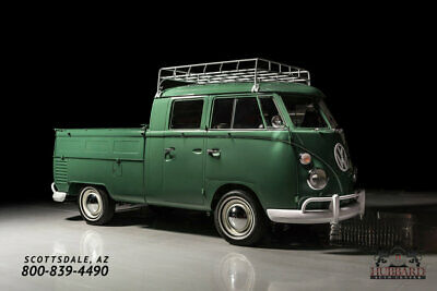 1965 Volkswagen Double Cab Pickup  1965 Volkswagen Double Cab Pickup, Fully Restored, Best of the Best!