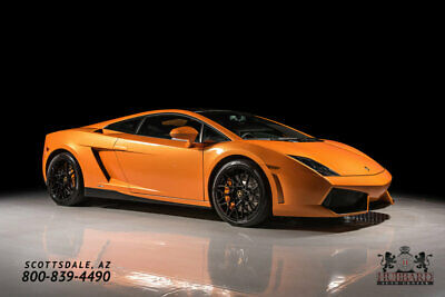 2013 Lamborghini Gallardo 2dr Coupe LP550-2 2013 Lamborghini Gallardo LP550-2, Scissor Doors, Low Miles, Front End Clear Bra
